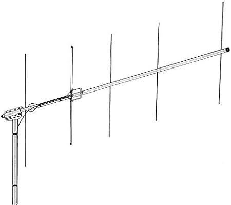 hy-gain VB-25FM Directiva 5 Elementos para los 144 MHz