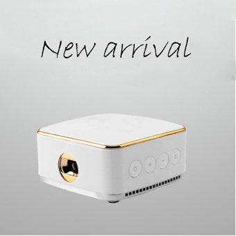drivworld 2017新しい万能DL s8ポータブルOfficeプロジェクタMicro Projectorワイヤレススマートフォン B078JH84HB