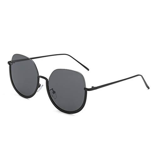 Fashion Man Women Irregular Shape Sunglasses Glasses Vintage Retro ()