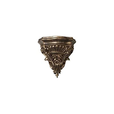 Craftmade CAS Decorative Corbel Wall Sconce Chime from the Traditional Collectio,