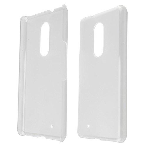 Hewlett Packard Back Cover - caseroxx Smartphone Case HP Elite X3 Backcover - Shock Absorption, Bumper Case in Clear