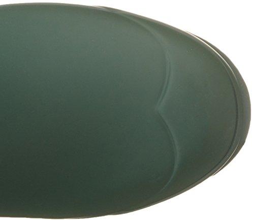 Hunter Original Short Gloss, Botas de Agua Unisex Adulto Verde (Green)