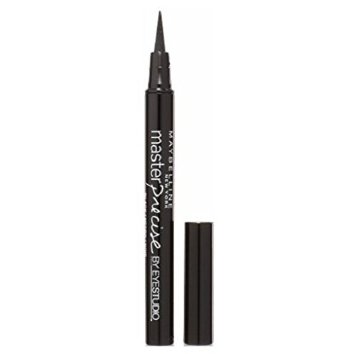 (3 Pack) Maybelline Eye Studio Master Precise Ink Pen Eyeliner - Black