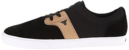 FALLEN CHIEF XI BLACK/GOLD THOMAS Signature Skate Shoes