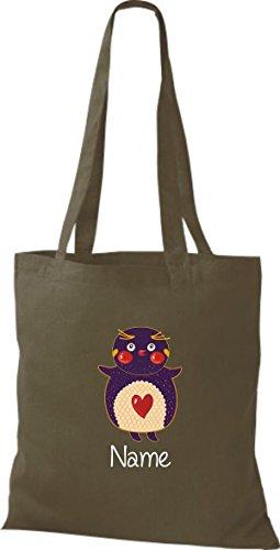 Shirtstown tout sac pour olive femme fourre gwxg8qSCr