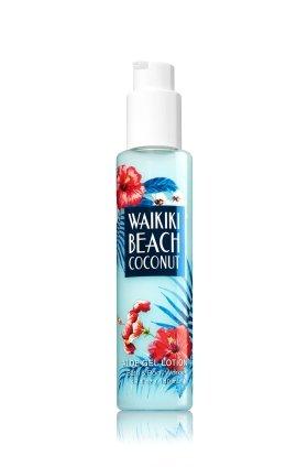 Bath & Body Works Waikiki Beach Coconut Aloe Gel - Shops Waikiki
