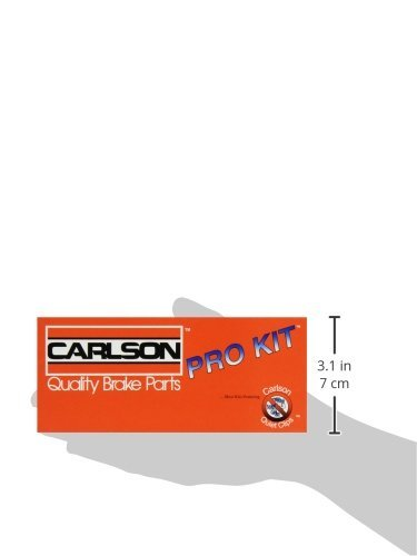 Carlson Quality Brake Parts 13431Q Disc Brake Hardware Kit