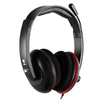 how to use turtle beach p11 on ps3