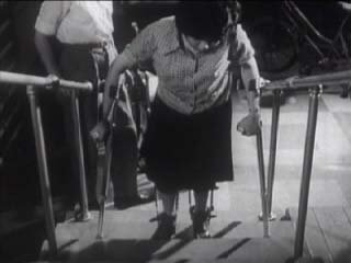 Historic Disability & Handicap Films DVD: Vintage Footage of Blind, Disabled & Physically Handicapped Children & People with Disabilities (Firestone Vintage Tire)