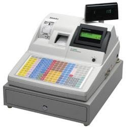 Samsung Sam4s ER-5200M Cash Register **WITH PROGRAMMING & 1-800 (Sam4s Cash Registers)