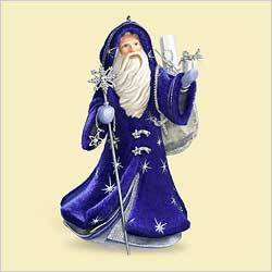 Hallmark Father Christmas Very Rare 2006 #3 in Series ()