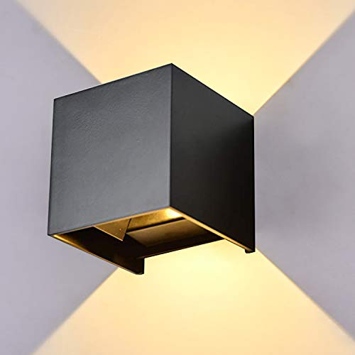 Square Up Down Lights Outdoor in US - 3