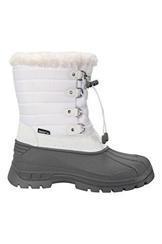 Doposci Whistler Neve Bianco Warehouse Mountain Alto IsoGrip Stivali Donna 5HFqwS0