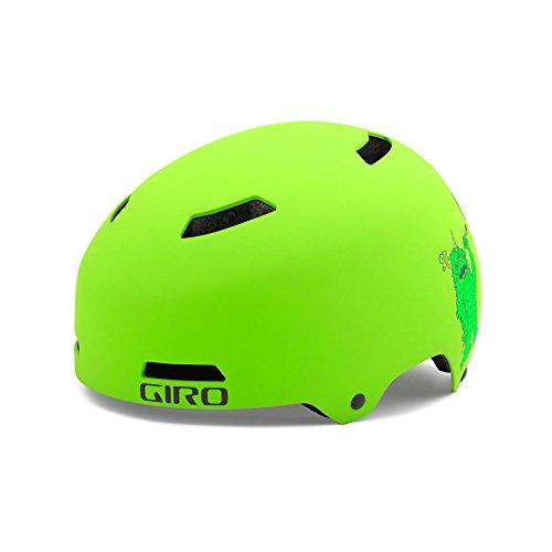 Giro Dime Helmet - Kid's Matte Lime Small ()