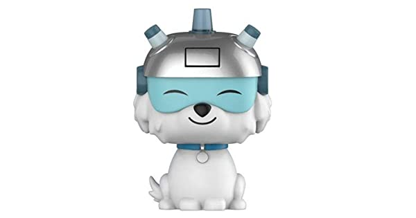 Amazon.com: Funko Dorbz animación: Rick y morty-snowball ...