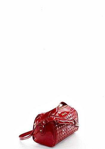 LIUJO Tracolla S Ciclamino A17133 Red Passion
