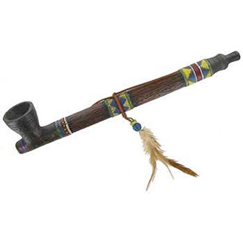 Native American Peace Pipe DecorNew by: CC