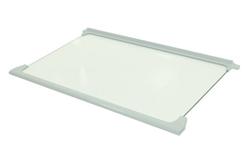 Beko Fridge Freezer Glass Shelf Assembly  Genuine Part