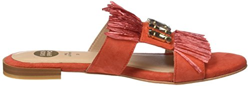 Femme Gioseppo Plateforme 45354 Coral Sandales Rouge qqwHSBa