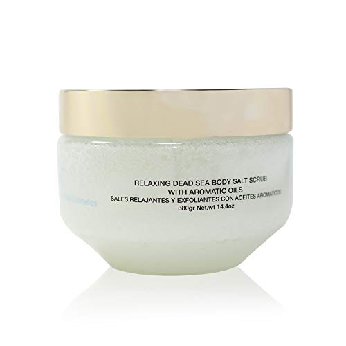 Deep Sea Cosmetics | Relaxing Body Salt Scrub by D § C (Image #1)