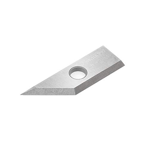 Amana Tool RCK-350 S.C. V Groove Insert MDF Repl. Knife 29 x 9 x 1.5mm for Amana Tool RCK-56 Solid Carbide V Groove Insert Replacement Knife 29 x 9 x 1.5mm for RC-1030, RC-1045, RC-1046, RC-1048, RC-1047, RC-1049, RC-1072, RC-1108, RC-1145, RC-1148 ()