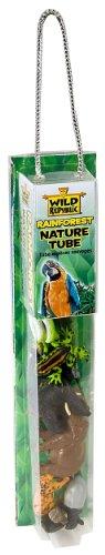 Wild Republic Rainforest in Nature Tube (Diorama Figure Set)