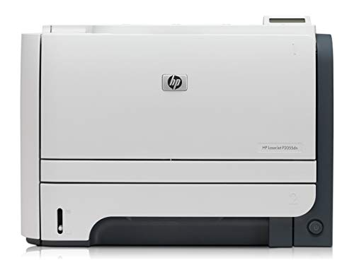HP LaserJet P2055dn Workgroup Laser Printer Network - CE459A - (Renewed) (Laserjet Printer Cleaning)
