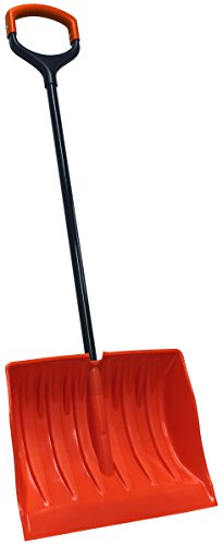 Emsco Group Bigfoot 19'' Mega Dozer Combination Snow Shovel with Two-Fisted Shock Shield D-Grip 1683 by Emsco Group