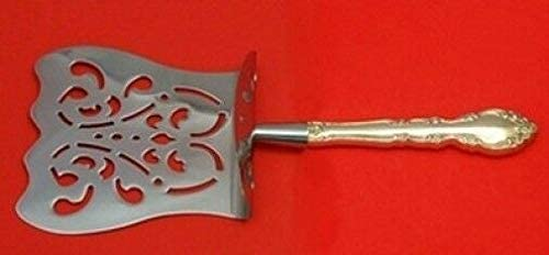 Laureate by Towle Sterling Asparagus Server Hooded HHWS  Custom Made 9 34