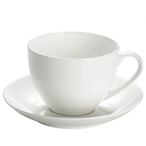 Maxwell & Williams Cashmere Bone China Tea Cup and Saucer Cashmere Bone China