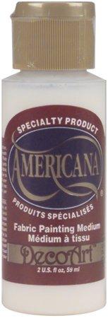 Americana Fabric Paint Medium-2 Ounces - 637729