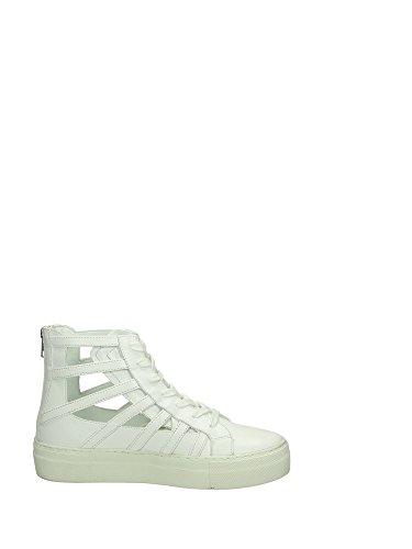 Cult , Damen Sneaker Weiß