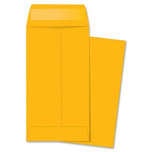 Business Source Little Coin No. 7 Kraft Envelopes by Business Source