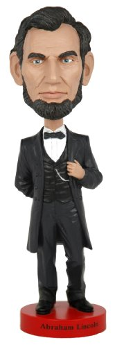 Abraham Lincoln Bobblehead