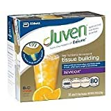 Juven Therapeutic Nutrition Drink Mix - Orange, (30 Packets) by Juven