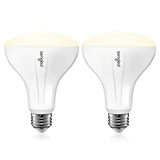 Sengled Smart Light Bulb Works with Alexa Google Home, Dimmable BR30 LED Bulb Soft White 2700K, E26 Recessed Light Bulb 65 Watt, Hub Required Energy Efficient 2.4G and 5G UL-Listed 650LM Indoor 2 Pack