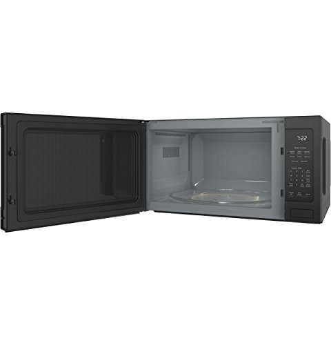 GE PES7227DLBB Microwave Oven by GE (Image #2)