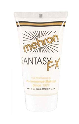 Mehron Makeup Fantasy F/X Water Based Face & Body Paint (1 oz) (Zombie Flesh))
