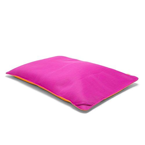 Big Joe Happy Float, Pink/Orange (Pool Bean Bag)