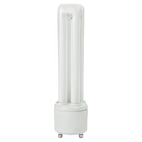(12-Pack) TCP 33118Q35K 18-Watt 3500K GU24 Base CFL PL Quad Tube, 75W Equivalent