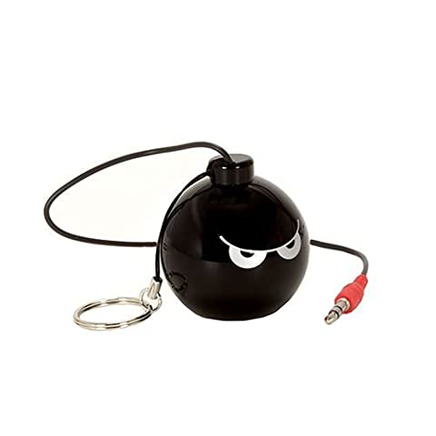 Sound Logic Bomb Keychain Rechargeable Speaker (The Logic Bomb)