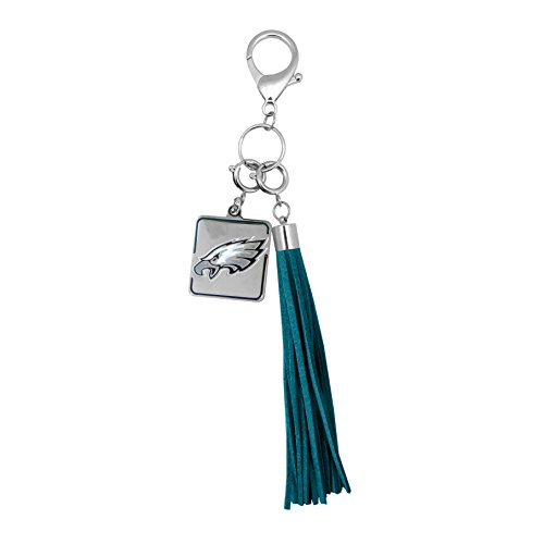 NFL Philadelphia Eagles Tassel Purse -