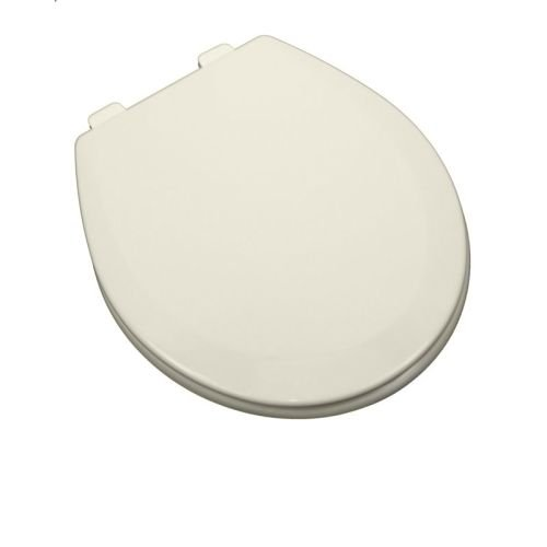 ProFlo PFTSWEC1000BS Round Closed Front Toilet Seat and Lid by ProFlo