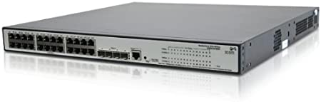 HP-1910-8 8-Port Fast Switch VAT Included* 4 Combo Ports *Warranty