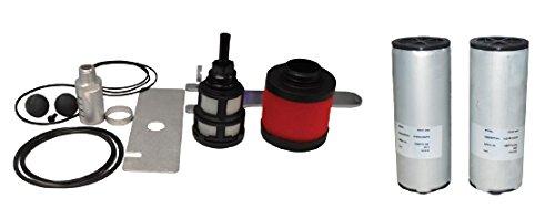 DASMK3 Parts Kit for DAS3 Desiccant Dryer, Parker PNEUDRI MiDAS Maintenance by Parker