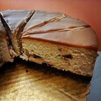 Peanut Cheesecake (Chocolate Peanut Butter Cheesecake 8