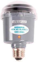 Morris AC Screw-in Fast Recycle Slave Flash II