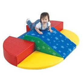 Children's Factory Exporama Soft Slide