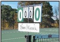(Tennis Score Keeper)