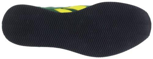 Reebok CLASSIC JOGGER V44137 Herren Sneaker Grün (GOAL GREEN/BLAZE YELLOW/WHITE)